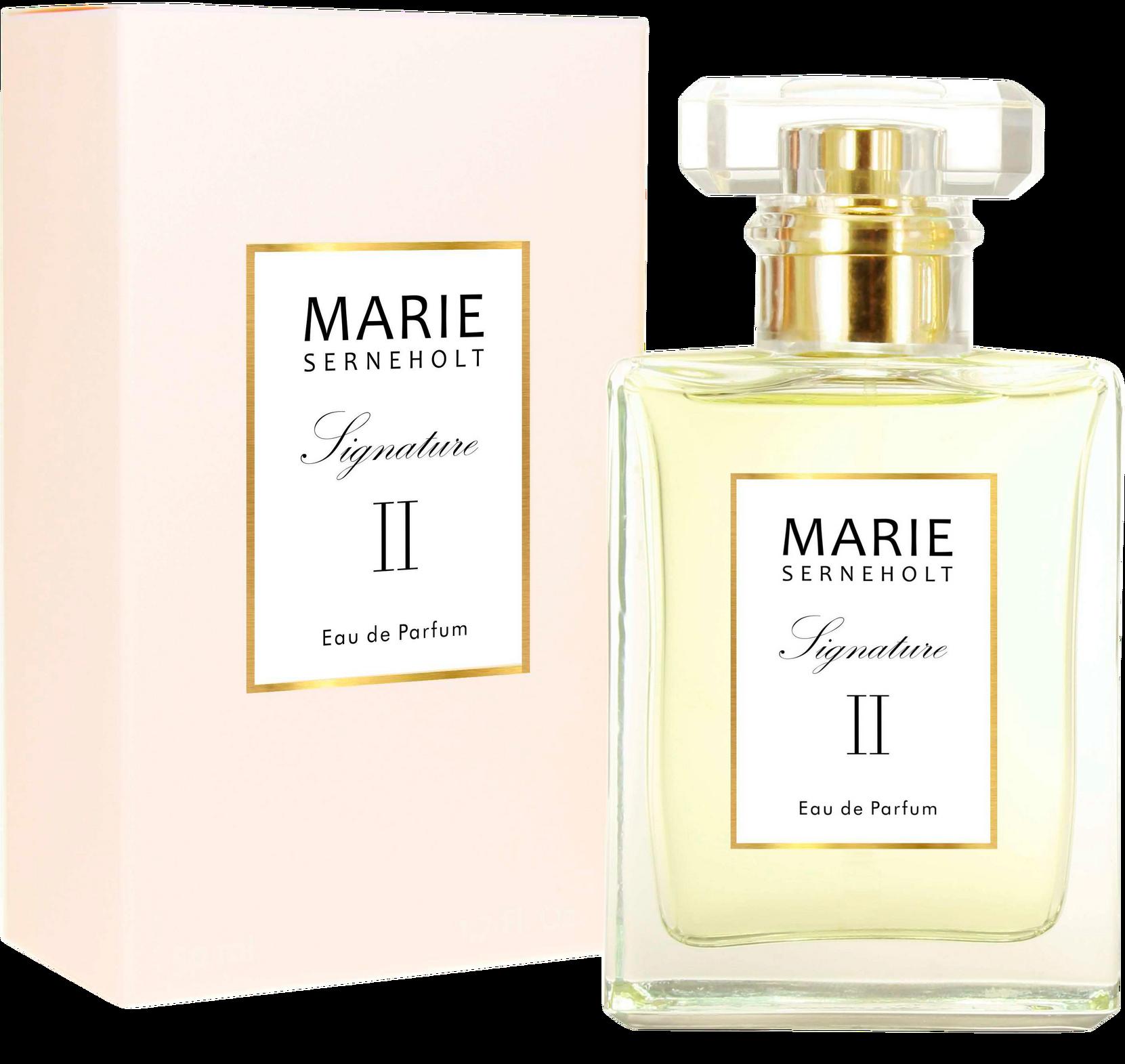 Signature II Edp 50ml Spray Marie Serneholt Parfumer til Kvinder i
