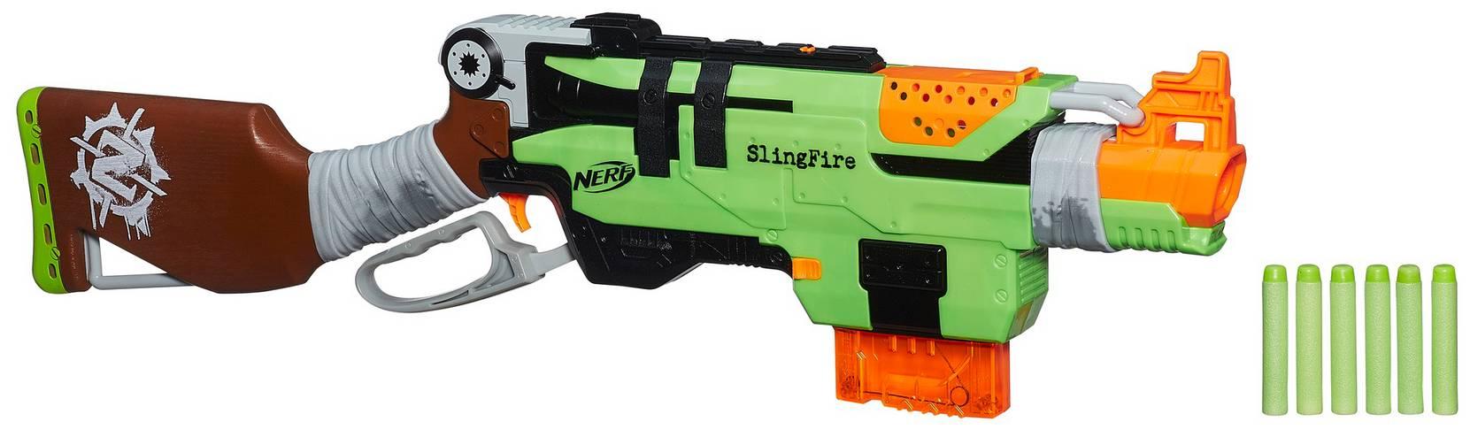 Zombie Strike Slingfire