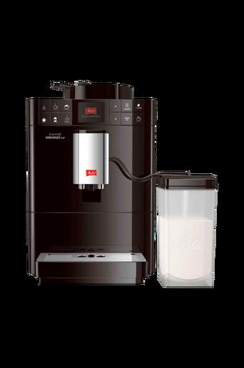 Caffeo espressokeitin, musta