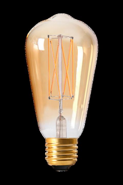 LED ljuskälla E27 Edisonlampa Elect
