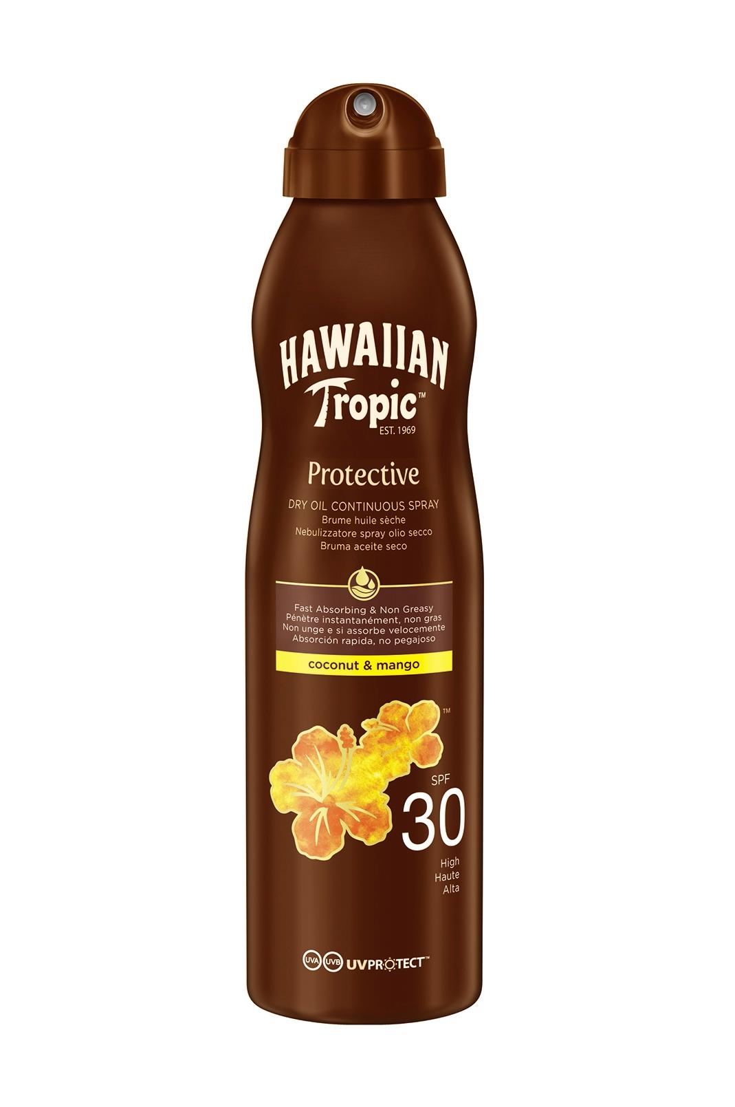 Dry Oil Coconut & Mango -aurinkosuoja SPF 30 180ml
