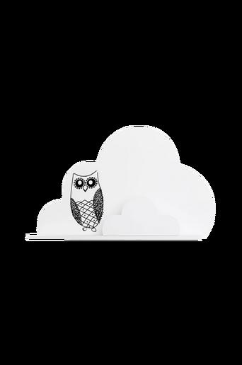Pilvihylly, valkoinen