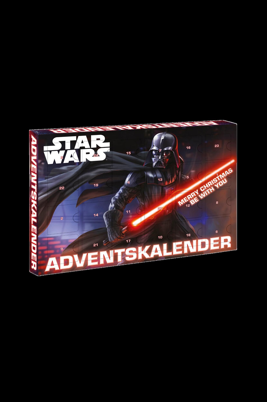 Pakkekalender Star Wars Spil, puslespil & kreativitet til Børn i