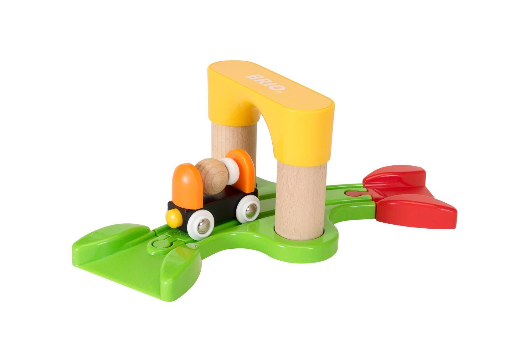 Min Første Jernbanetunnel Brio Legetøjsbiler & -køretøjer til Børn i