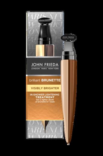 Brilliant Brunette Visibly Brighter