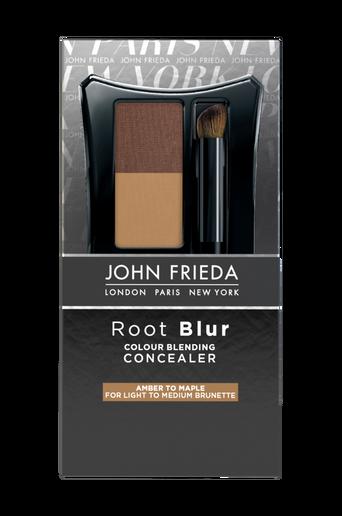 Brilliant Brunette Root Blur Light-Medium Brunette