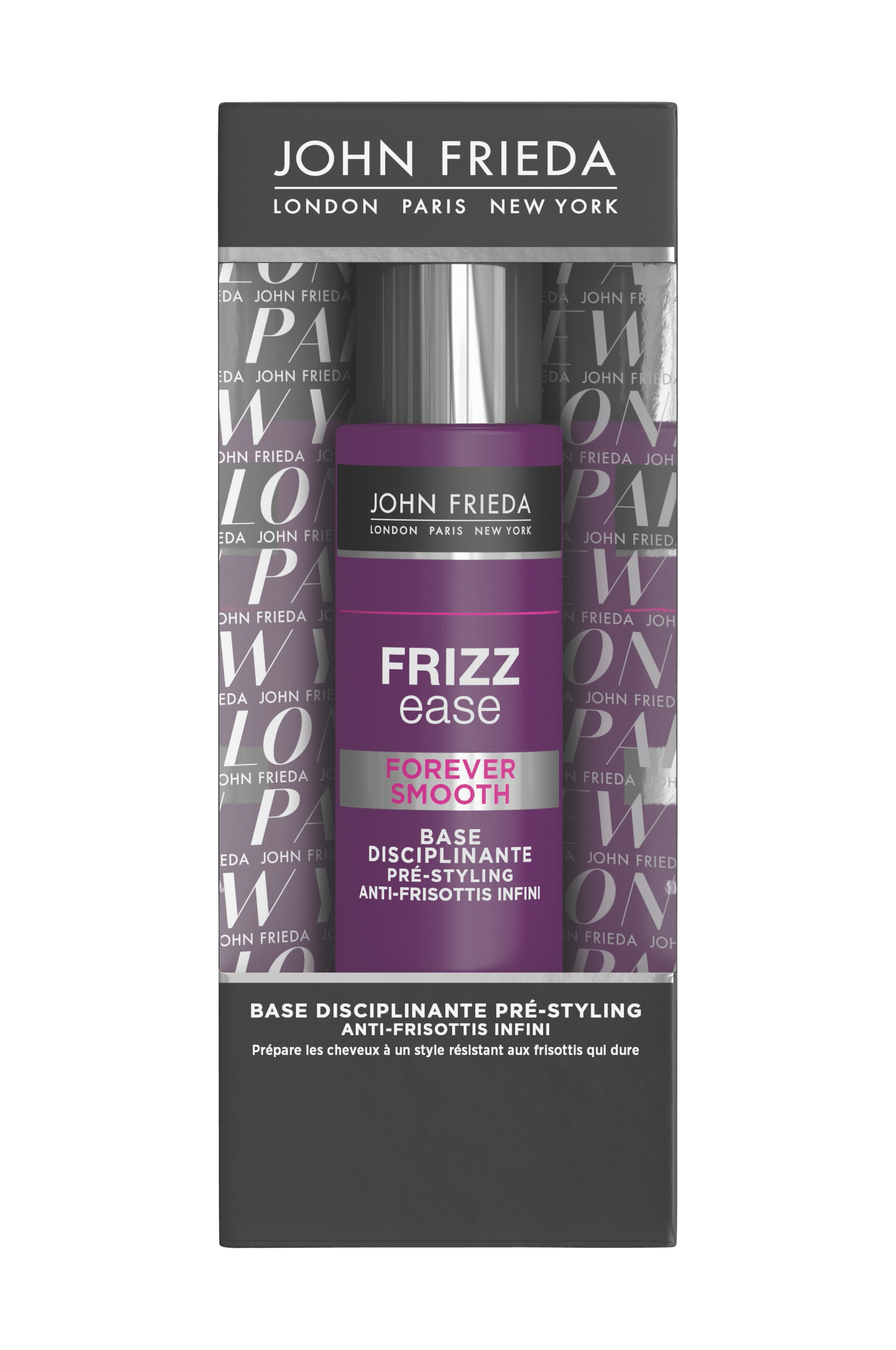 Frizz Ease Forever Smooth Anti-Frizz -aluslakka 250ml
