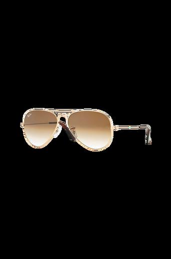 Aviator-aurinkolasit RB3025-001/51 Gold