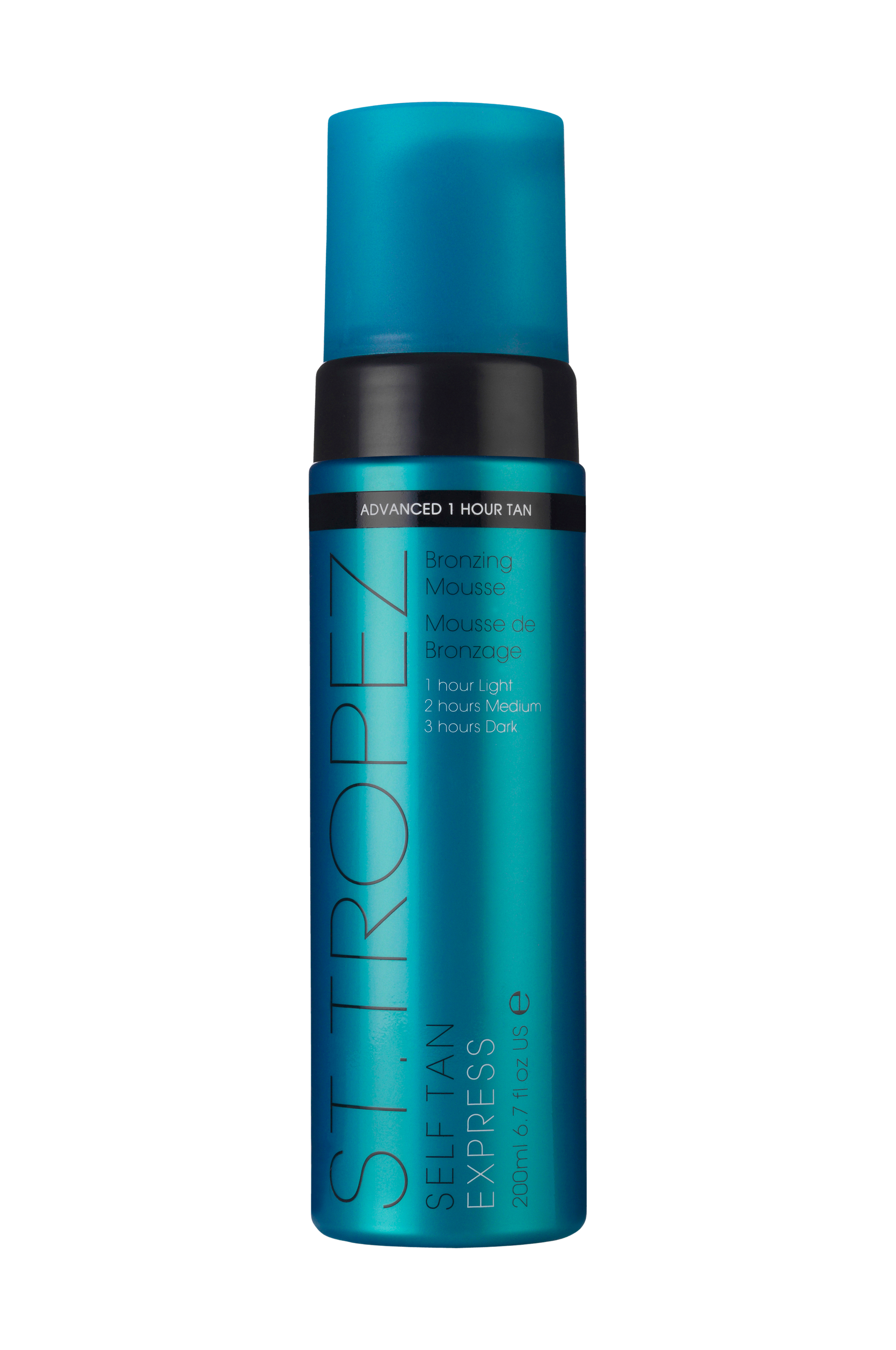 Self Tan Advanced Express Mousse 200 ml