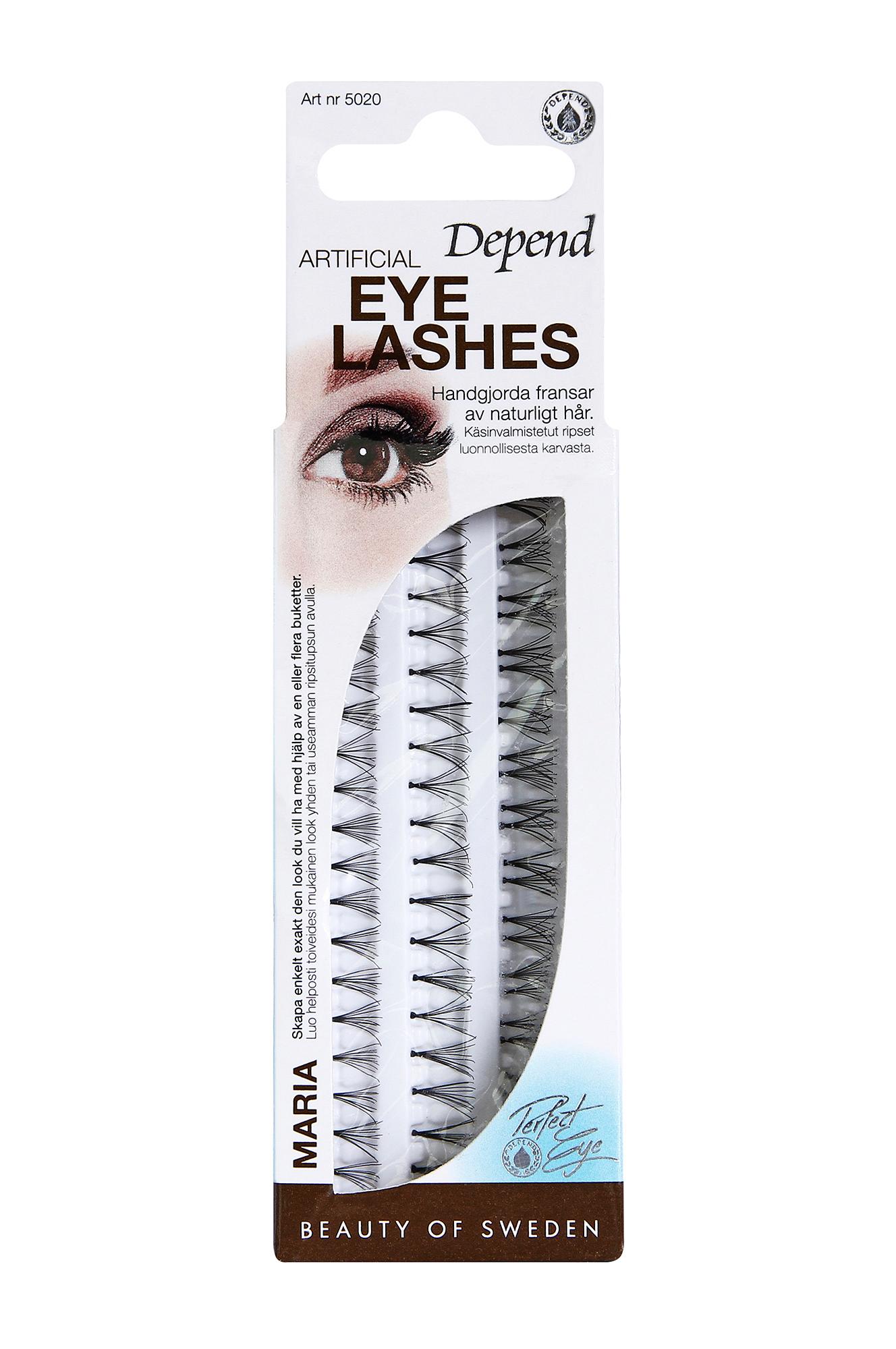 Artificial Eyelashes Maria -irtoripset