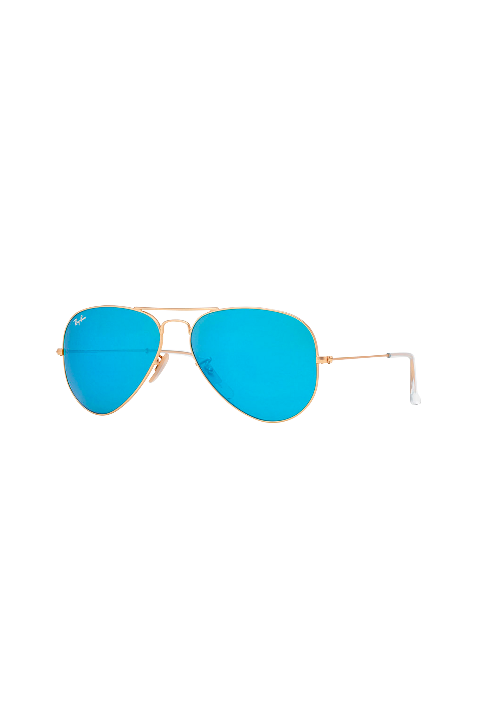 Aviator-aurinkolasit RB3025-112/17 Matte Gold