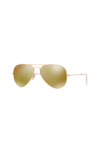 Aviator-aurinkolasit RB3025-112/93 Matte Gold
