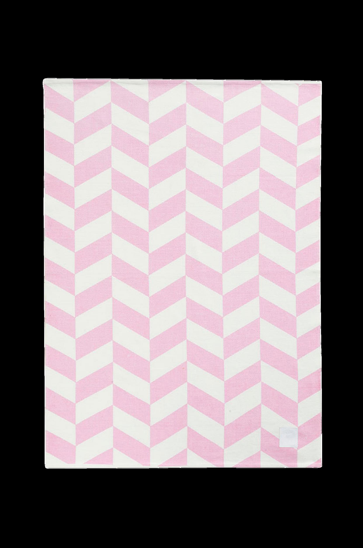 Barnkammarboken-matto, roosa