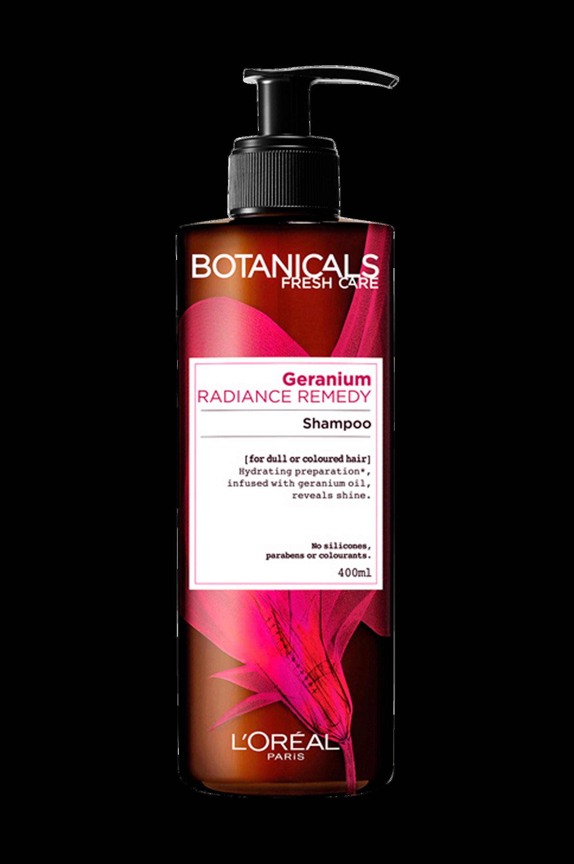 Botanicals Radiance Remedy Shampoo 400ml L'Oréal Paris Shampoo til Kvinder i