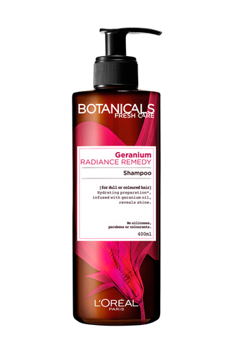 Botanicals Radiance Remedy Shampoo, 400 ml