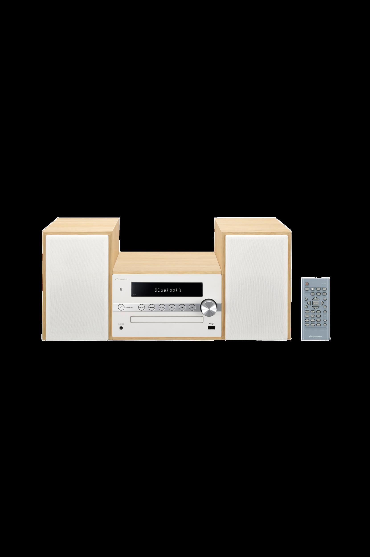 CD/Radio/Bluetooth-järjestelmä X-CM56-W