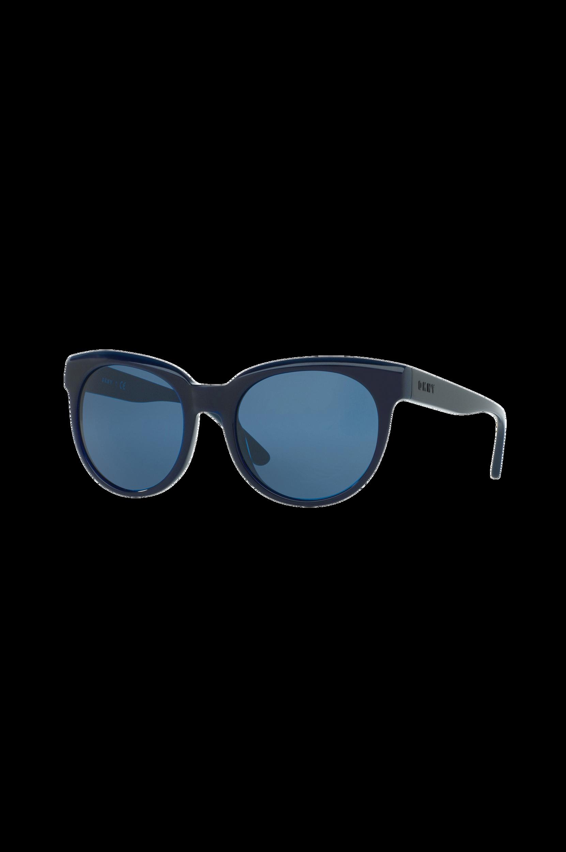 Solbriller Dy4143 Tonal Blue DKNY Accessories til Kvinder i