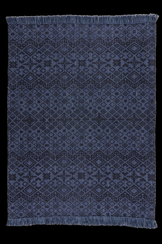 Jeffie-puuvillamatto 170x240 cm