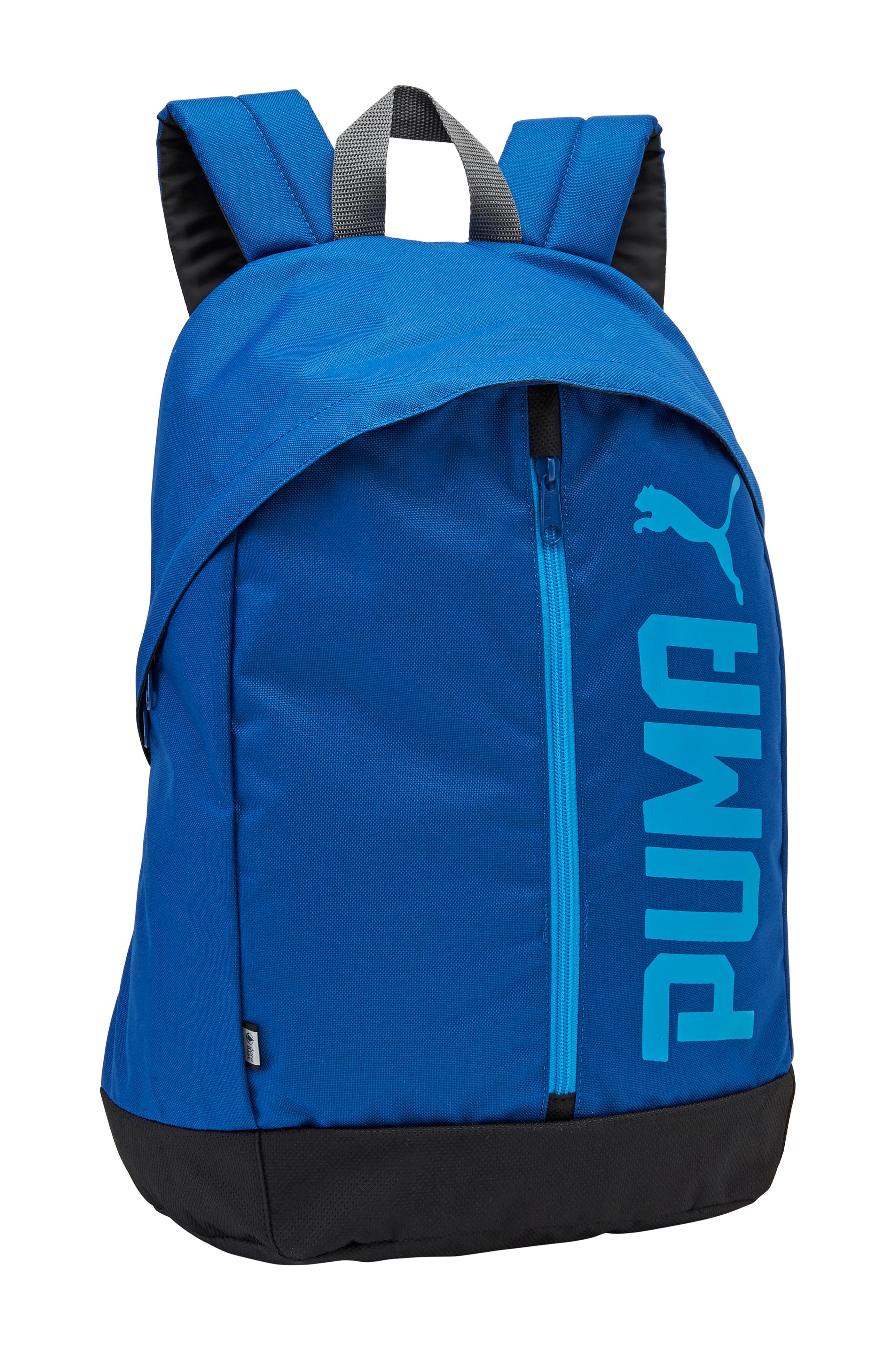 tehtaan aito muoti tyylejä toinen mahdollisuus Puma Pioneer Backpack II -reppu - Sininen - Naiset - Ellos.fi