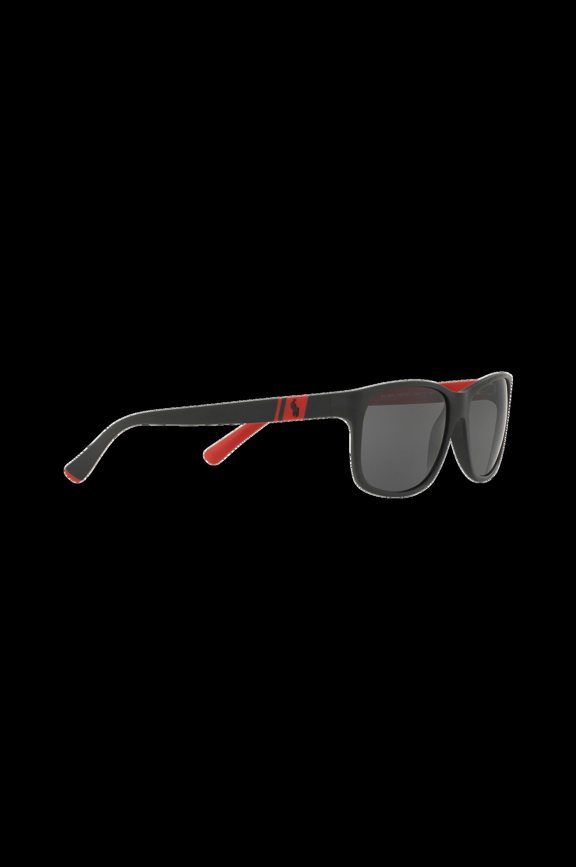 PH4109-aurinkolasit Black/Red