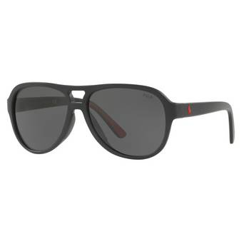 PH4123 Black/Red -aurinkolasit