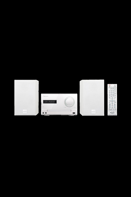 2 x 15 W Bluetooth X-CM35-W