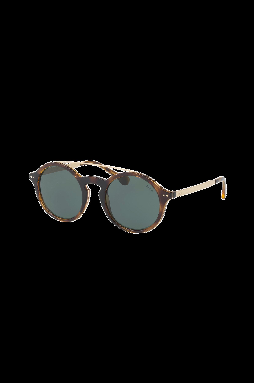 PH4122-aurinkolasit Brown/Metal