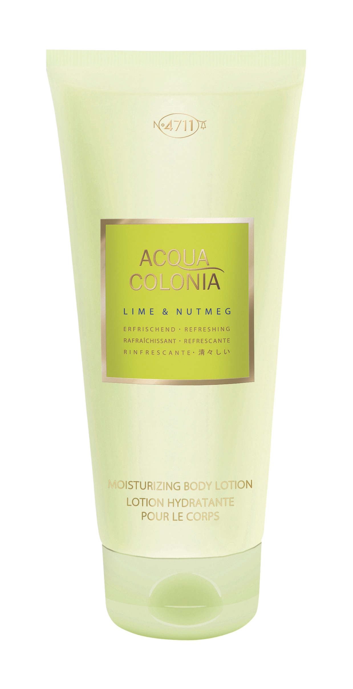 Lime & Nutmeg Bodylotion 200 ml
