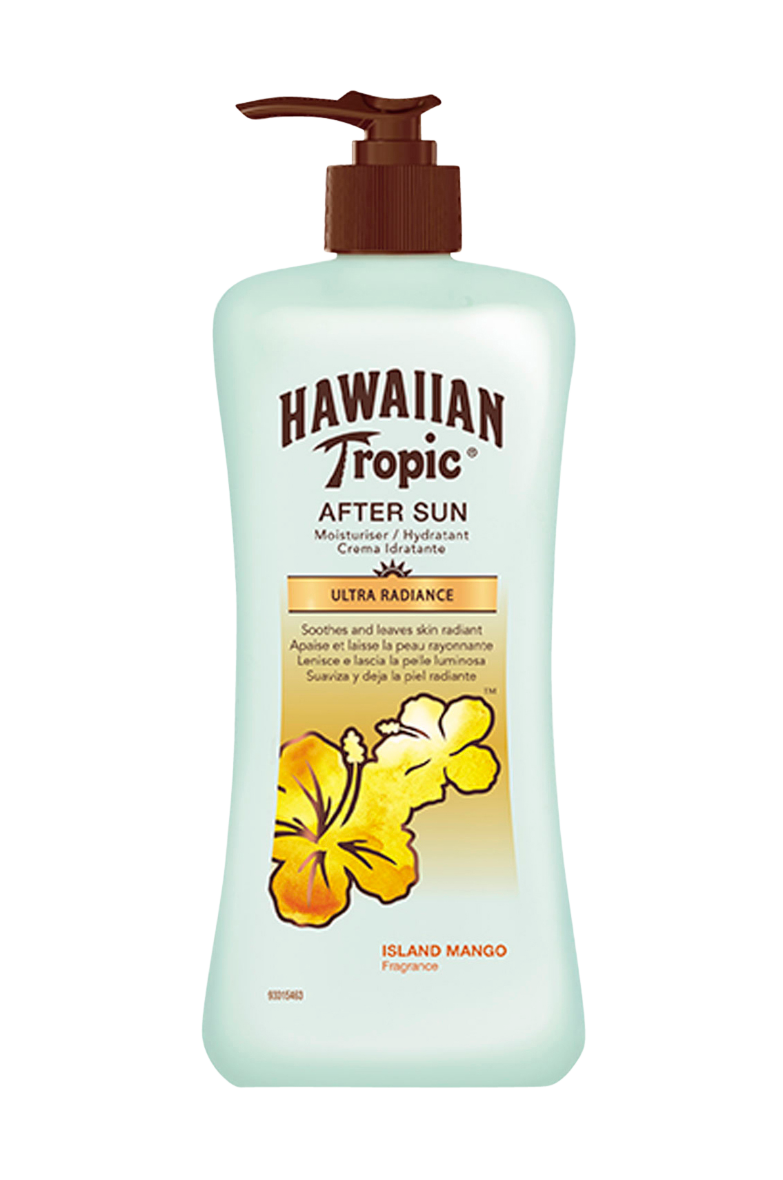 After Sun Pump Lotion Island Mango 24 0ml