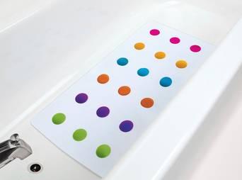 Dandy Dots -kylpyammematto