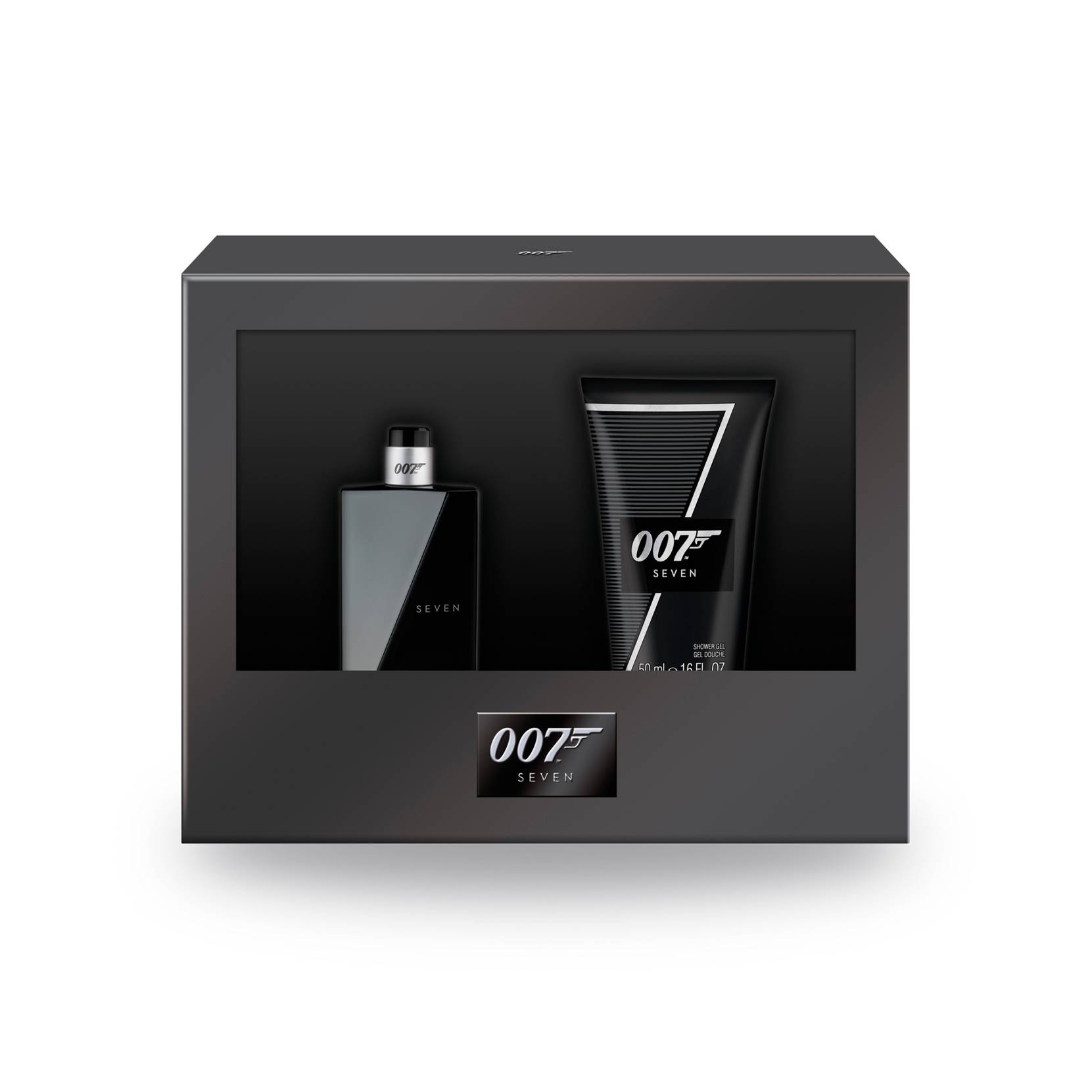 007 Seven Edt 30 ml + Showergel 50 ml -lahjapakkaus