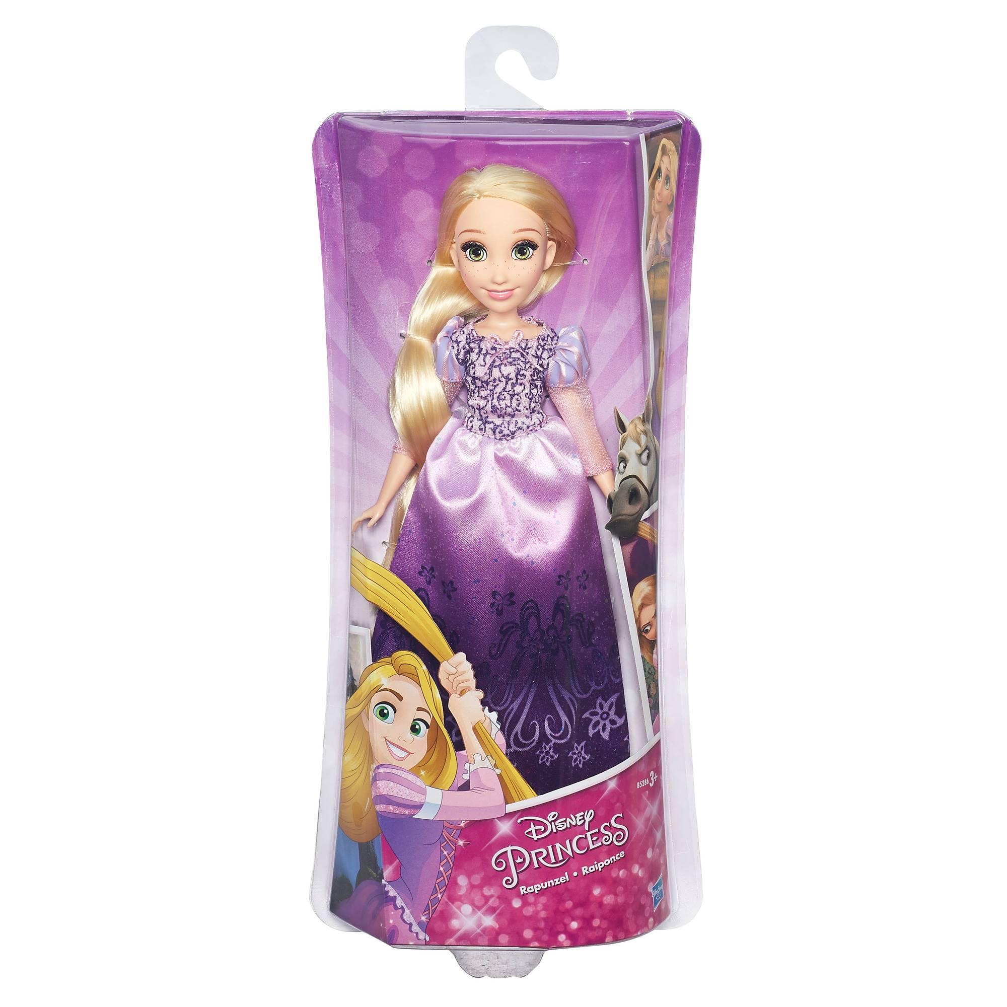 Disney Princess Disney Princess Kjole Rapunzel Barn Ellos.no