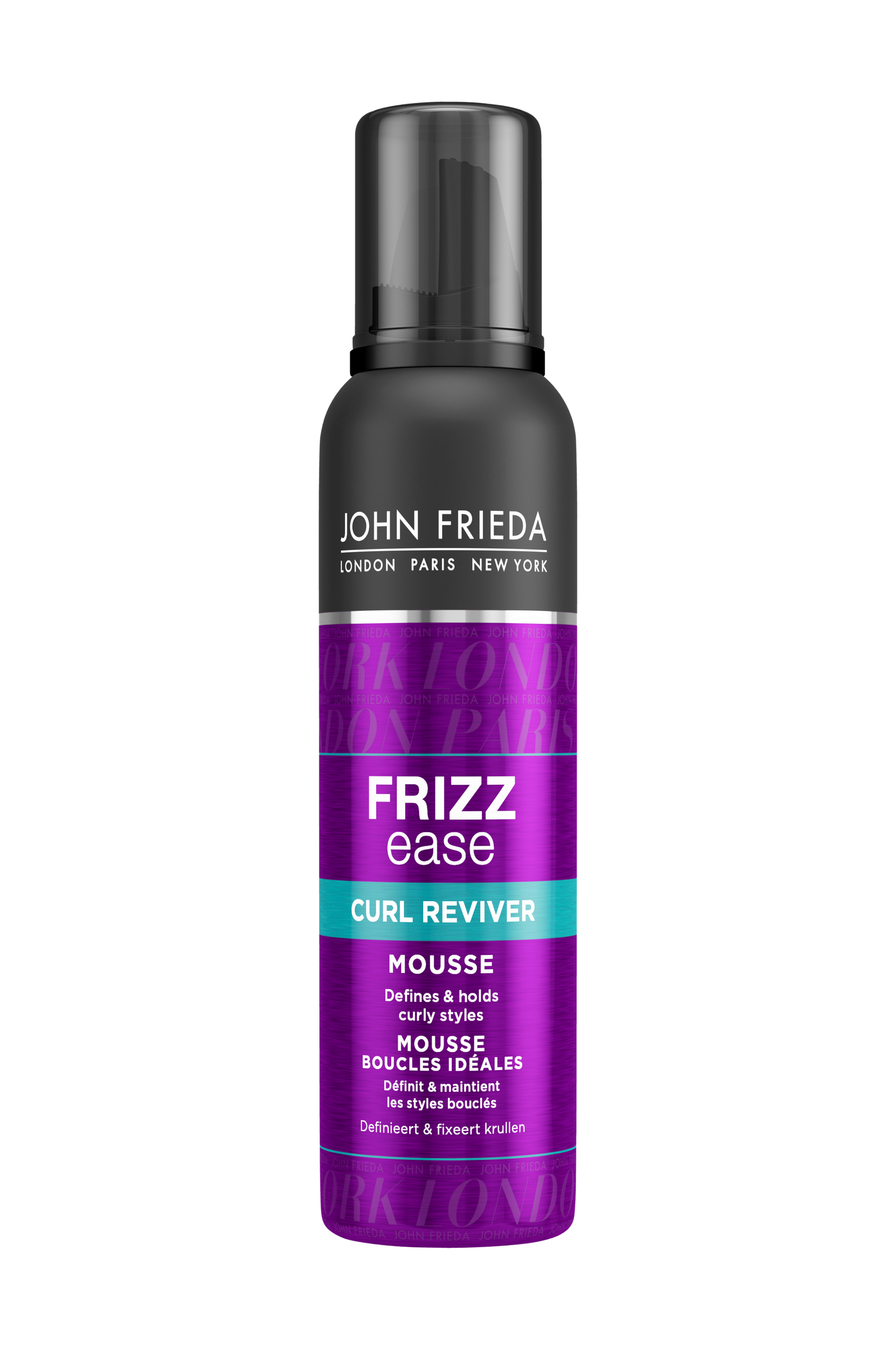 FRIZZ EASE CURL REVIVER STYLING MOUSSE