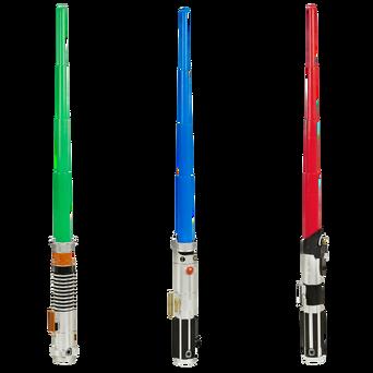 Star Wars E7 Extendable Lightsabers -valomiekka