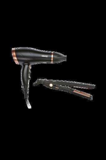 Hiustenkuivain & Suoristusrauta HD-2366