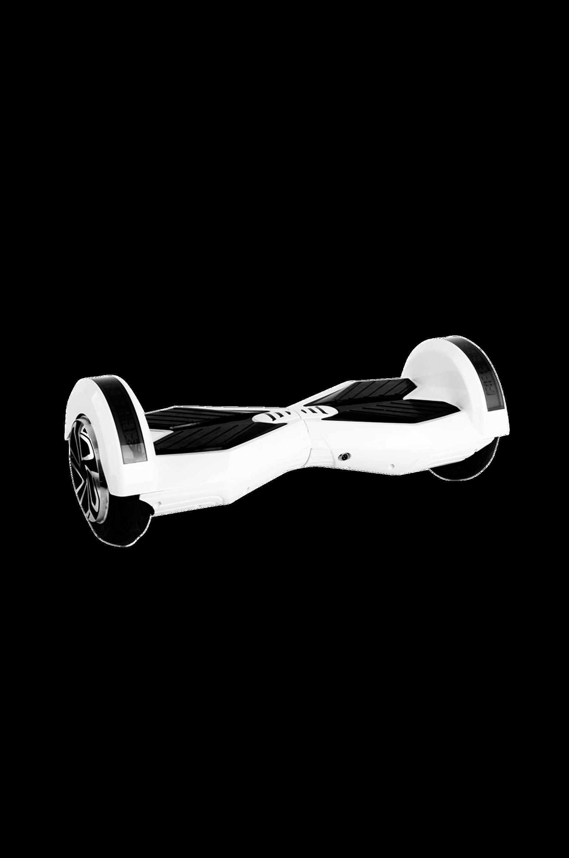 Nice Airboard/Hoverboard 8 Hvid DBO-8050 Denver Udendørs legetøj til Børn i PE53