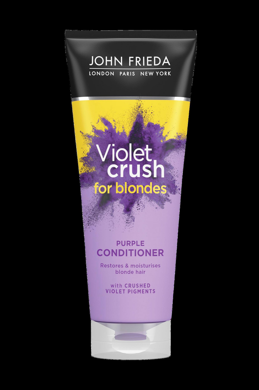 Sheer Blonde Colour Renew Conditioner 250 ml John Frieda Balsam til Kvinder i