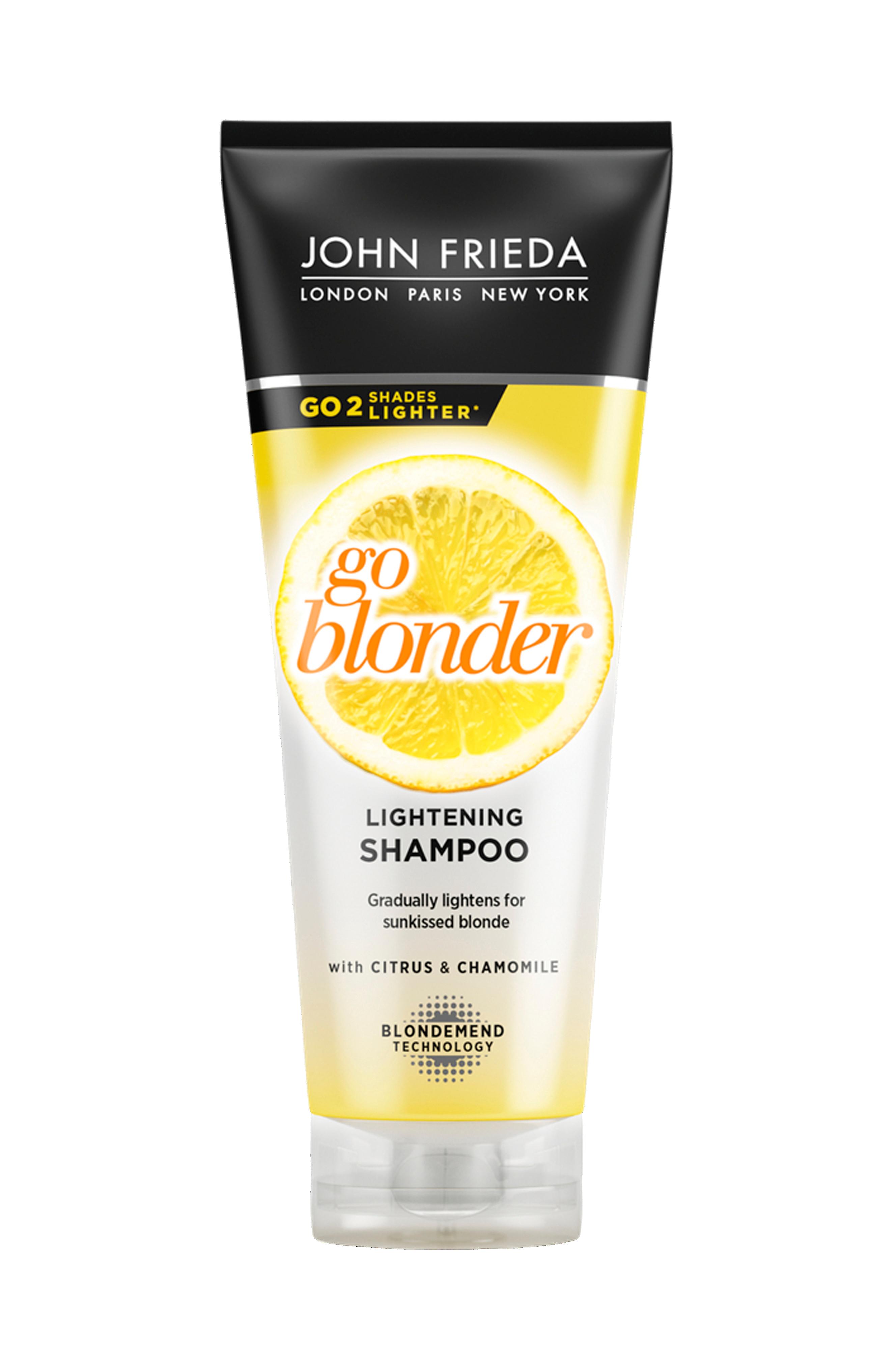 shampoo som lysner håret