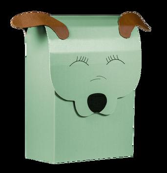 Max L -säilytyslaatikko/lahjapakkaus