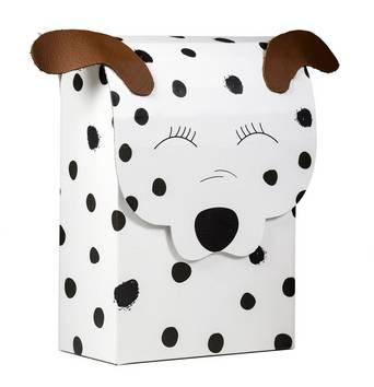 Hugo L säilytyslaatikko/lahjapakkaus