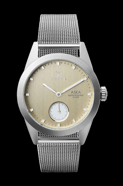 Birch Aska Steel -kello