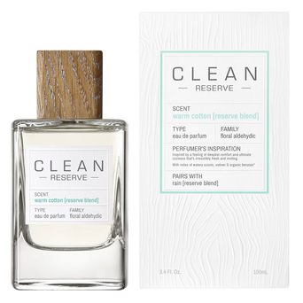 Warm Cotton Reserv Blend 100 ml Edp