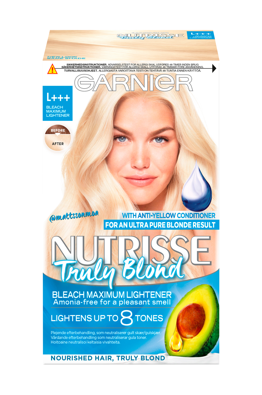 Nutrisse Truly Blond Ultimate Blonding L+++ -hiusväri