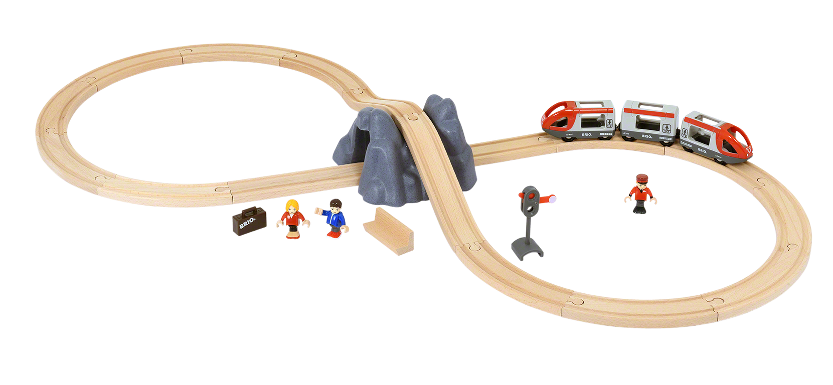Junaradan aloitussarja