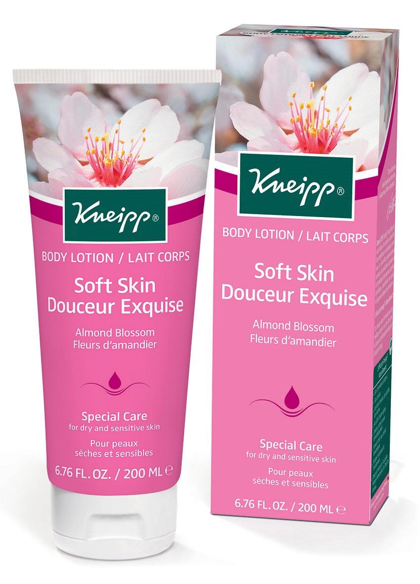 Body Lotion Soft Skin Almond Blossom 200 ml