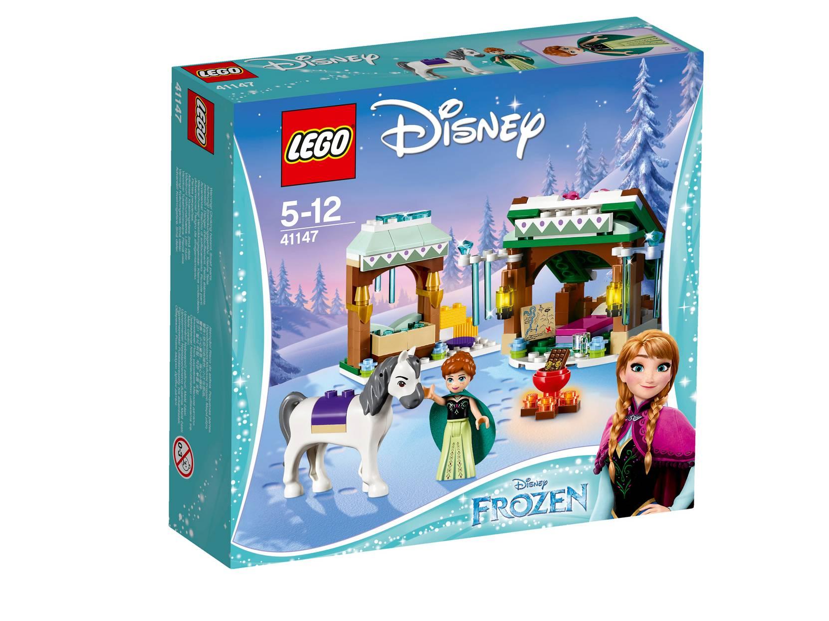 Annas Sneeventyr 41147 LEGO Lego til Børn i 41147