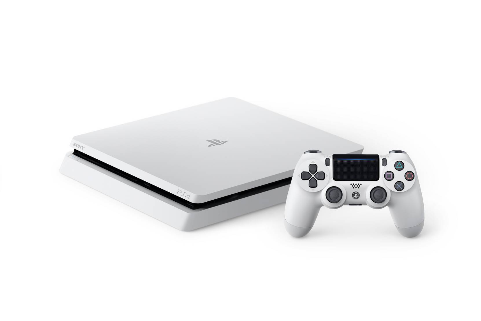 Playstation 4 500 Gt-D White