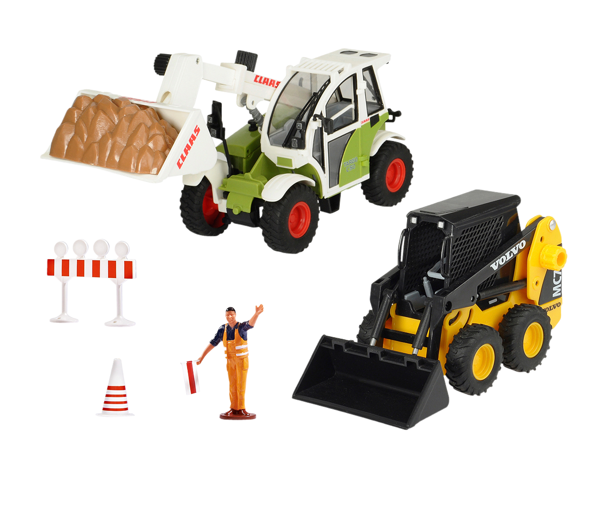 Road Works -setti 1:24