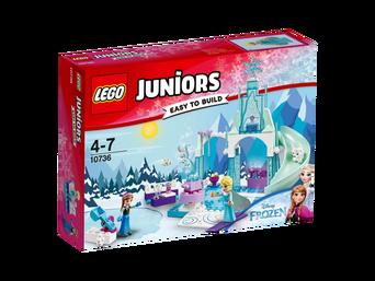 Anna & Elsa s Frozen Playground 10736