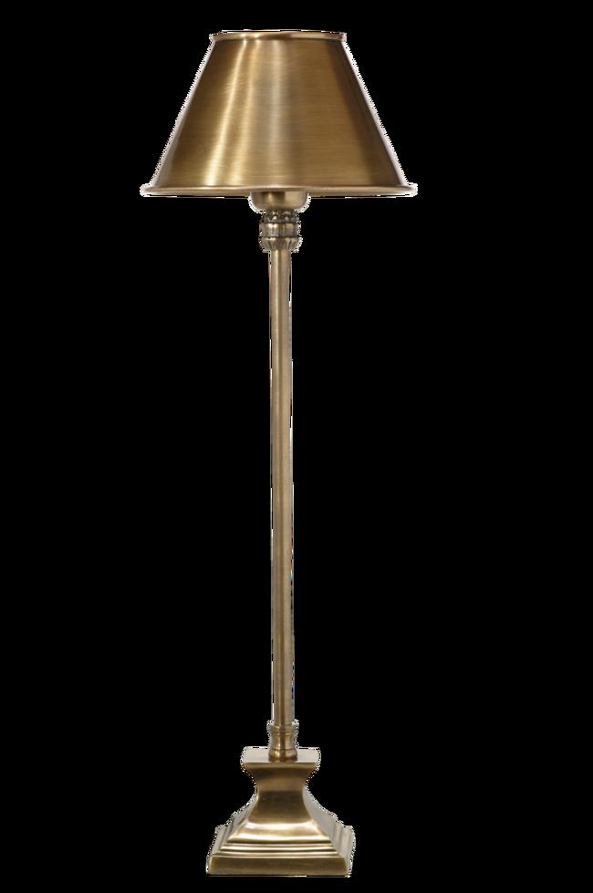 Bilde av Bordlampe Lili metall 53 cm